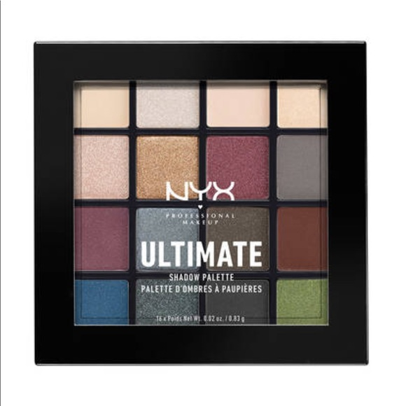 NYX Other - NYX Ultimate Shadow Palette